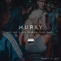 Murky at Brixton Jamm on Friday 5th October 2018