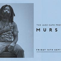 Murs at Jazz Cafe on Friday 14th September 2018