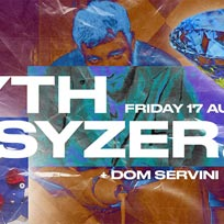 Myth Syzer at Jazz Cafe on Friday 17th August 2018