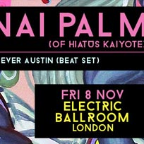 Nai Palm (Hiatus Kaiyote) at Electric Ballroom on Friday 8th November 2019
