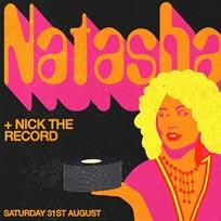 Natasha Diggs at Jazz Cafe on Saturday 31st August 2019