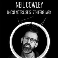 Neil Cowley at Ghost Notes on Thursday 7th February 2019