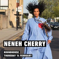 Neneh Cherry at The Roundhouse on Thursday 14th February 2019