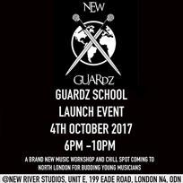 Guardz school at New River Studios on Wednesday 4th October 2017