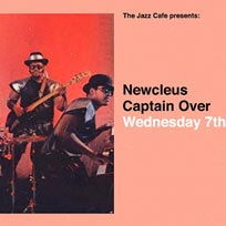 Newcleus at Jazz Cafe on Wednesday 7th August 2019