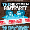 Nextmen Boat Party