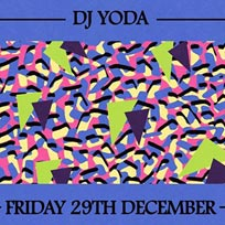 Night Thing w/ DJ Yoda at Jazz Cafe on Friday 29th December 2017