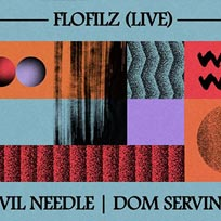 Night Thing w/ Flofilz (Live) + Evil Needle at Jazz Cafe on Friday 20th April 2018