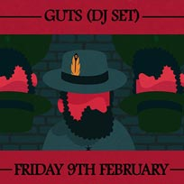 Night Thing w/ GUTS (DJ set) at Jazz Cafe on Friday 29th December 2017