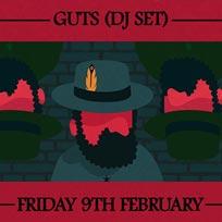 Night Thing w/ GUTS (DJ set) at Jazz Cafe on Friday 29th December 2017