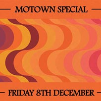 Night Thing Motown Special at Jazz Cafe on Friday 8th December 2017