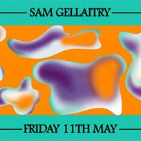 Night Thing w/ Sam Gellaitry at Jazz Cafe on Friday 11th May 2018