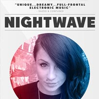 Nightwave at Echoes on Saturday 17th September 2016