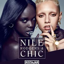 Nile Rodgers & Chic at The o2 on Wednesday 19th December 2018