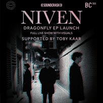 Niven at Archspace on Thursday 4th May 2017