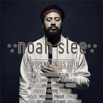 BURST w/ Noah Slee at KOKO on Friday 11th November 2016