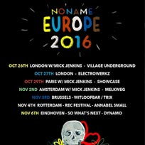 Noname at Electrowerkz on Thursday 27th October 2016