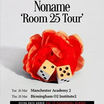 Noname at Shepherd's Bush Empire on Friday 29th March 2019