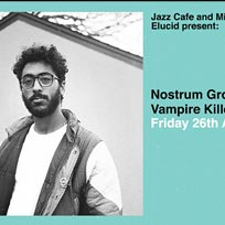 Milo at Jazz Cafe on Friday 26th April 2019