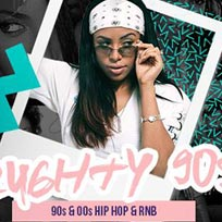 Noughty 90s at Lockside Camden on Saturday 22nd June 2019