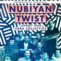 Nubiyan Twist at Islington Assembly Hall on Friday 7th April 2017