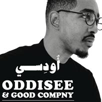Oddisee & Good Company at Islington Assembly Hall on Saturday 11th March 2017