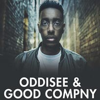 Oddisee & Good Company at The Garage on Thursday 30th June 2016