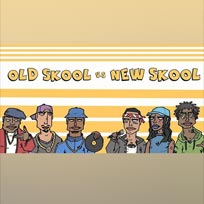 Old Skool vs New Skool at Hoxton Square Bar & Kitchen on Saturday 18th August 2018