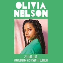Olivia Nelson  at Hoxton Square Bar & Kitchen on Friday 21st June 2019