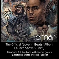 Omar at Kamio on Wednesday 1st February 2017