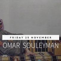 Omar Souleyman at Jazz Cafe on Friday 25th November 2016