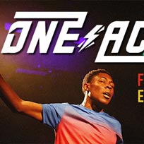 One Acen at Electric Ballroom on Friday 23rd November 2018