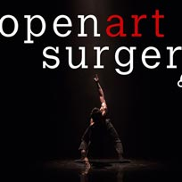 Open Art Surgery at Sadler's Wells on Saturday 7th September 2019