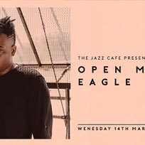 Open Mike Eagle at Jazz Cafe on Wednesday 14th March 2018