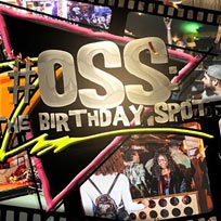 OSS: The Birthday Spot - Bank Holiday Special at SiNK on Sunday 26th May 2019