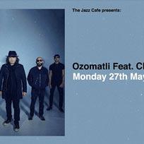 Ozomatli w/ Chali 2na at Jazz Cafe on Monday 27th May 2019