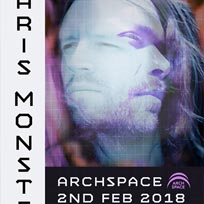 Paris_Monster at Archspace on Wednesday 7th February 2018