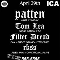Patten at ICA on Saturday 29th April 2017