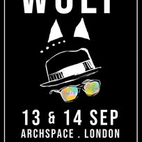Peanut Butter Wolf at Archspace on Thursday 13th September 2018