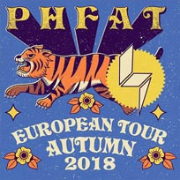 PHFAT at The Garage on Tuesday 25th September 2018