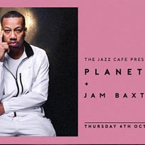 Planet Asia at Jazz Cafe on Thursday 4th October 2018