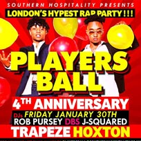 Players Ball 4th Anniversary