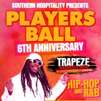 Players Ball 6th Anniversary at Trapeze on Friday 27th January 2017