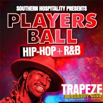 Players Ball at Trapeze on Friday 29th April 2016