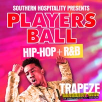 Players Ball at Trapeze on Friday 29th July 2016