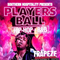 Players Ball  at Trapeze on Friday 30th September 2016