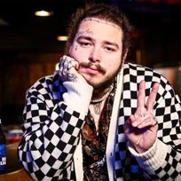 Post Malone Appreciation Night at The Macbeth on Friday 25th May 2018