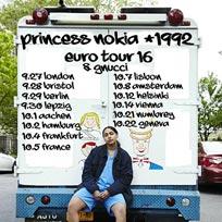 Princess Nokia at Corsica Studios on Tuesday 27th September 2016