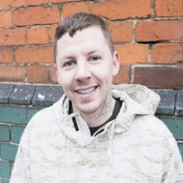 Professor Green  at Electric Brixton on Tuesday 20th November 2018