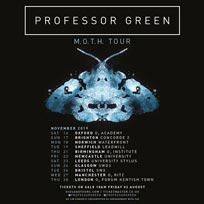 Professor Green at The Forum on Thursday 28th November 2019